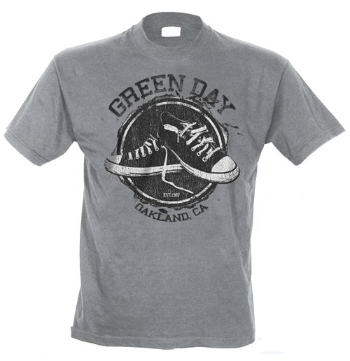 T-Shirt Green Day 148230