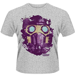 T-Shirt Guardians of the Galaxy Starlord Mask