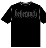 T-Shirt Behemoth  148621
