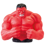 Marvel Comics Spardose Red Hulk 20 cm