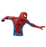 Marvel Comics Spardose Fighter Spider-Man 20 cm