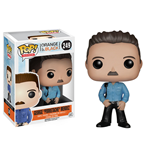 Orange Is the New Black POP! Television Vinyl Figur George Pornstache Mendez 10 cm