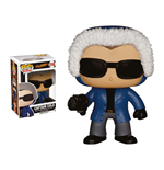 The Flash POP! Television Vinyl Figur Captain Cold 9 cm
