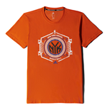T-Shirt New York Knicks (Orange)