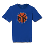 T-Shirt New York Knicks (Blau)