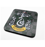 Harry Potter Untersetzer Slytherin Wappen 6-er Pack