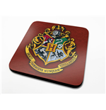 Harry Potter Untersetzer Hogwarts Wappen 6-er Pack