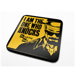 Breaking Bad Untersetzer I Am The One Who Knocks 6-er Pack