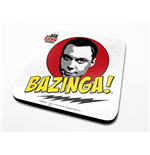 The Big Bang Theory Untersetzer Bazinga 6-er Pack