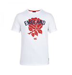 T-Shirt England Rugby 2015-2016 (Weiss)