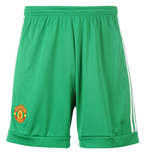 Shorts Manchester United FC 2015-2016 Home (Grün)