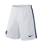 Shorts Paris Saint-Germain 2015-2016 Away (Weiss)