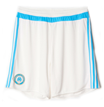 Shorts Olympique Marseille 2015-2016 Home (Weiss)