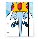Adventure Time Ringordner Ice King
