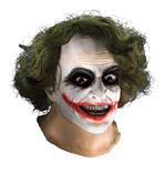 Batman The Dark Knight Latex-Maske The Joker
