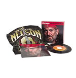 "Vinyl Willie Nelson - Always On My Mind / The Party's Over 7 & T Shirt Box Set (7"" Box)"