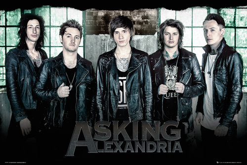 Poster Asking Alexandria 150675