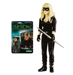 Arrow ReAction Actionfigur Black Canary 10 cm