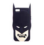 DC Comics iPhone 5 Silikon-Schutzhülle Batman