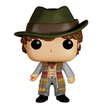 Doctor Who POP! Television Vinyl Figur 4th Doctor with Jelly Beans 9 cm