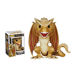 Game of Thrones POP! Television Vinyl Figur Viserion 15 cm
