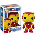 Marvel Comics POP! Vinyl Wackelkopf-Figur Iron Man 10 cm
