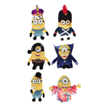 Minions Plüschfiguren Movie 28 cm Sortiment (6)