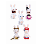 Raving Rabbids Plüschfiguren Show Time 21 cm Sortiment A (12)