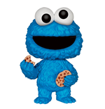 Sesamstrasse POP! Sesame Street Vinyl Figur Cookie Monster 9 cm