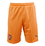 Shorts Arsenal 2015-2016 Third (Orange)