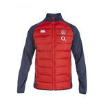Jacke England Rugby 2015-2016 (Rot)