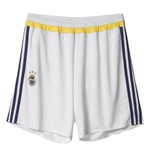 Shorts Fenerbahçe 2015-2016 Home (Weiss)