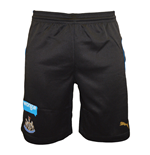 Shorts Newcastle United 2015-2016 (Schwarz)