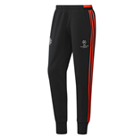 Trainingshose Manchester United FC 2015-2016 (Schwarz)