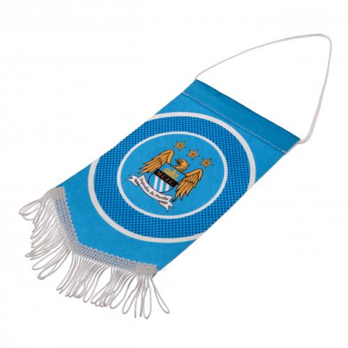 Wimpel Manchester City FC 151637
