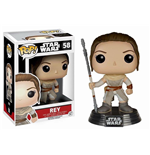 Star Wars Episode VII POP! Vinyl Wackelkopf-Figur Rey 10 cm