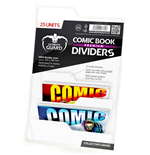 Ultimate Guard Premium Comic Book Dividers Weiß (25)