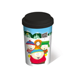 South Park Reisetasse Characters