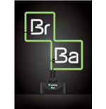 Breaking Bad Neon-Leuchte Logo 27 x 36 cm