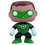 DC Comics POP! Heroes Vinyl Figur Green Lantern (The New 52) 9 cm