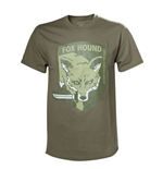 T-Shirt Metal Gear 152092