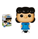 Peanuts POP! Animation Vinyl Figur Lucy 9 cm