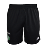 Shorts Celtic 2015-2016 (Schwarz)