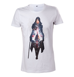 T-Shirt Assassins Creed  Syndicate Evie Frye - Large