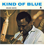 Vinyl Miles Davis- Kind Of Blue