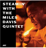 Vinyl Miles Davis - Steamin' With The Miles Davis Quintet