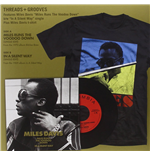 "Vinyl Miles Davis - Miles Runs The Voodoo Down / In A Silent Way (7"" & T Shirt Box Set)"