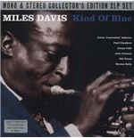 Vinyl Miles Davis - Kind Of Blue (180 Gr.) (2 Lp)