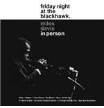 Vinyl Miles Davis - In Person, Friday Nightat The Blackhawk (2 Lp)