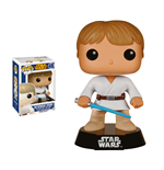 Star Wars POP! Vinyl Wackelkopf-Figur Luke Skywalker (Tatooine) 9 cm